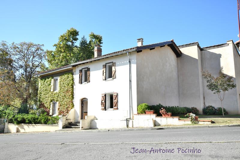 Maison de village de 88  m2 - Cazères (31220)