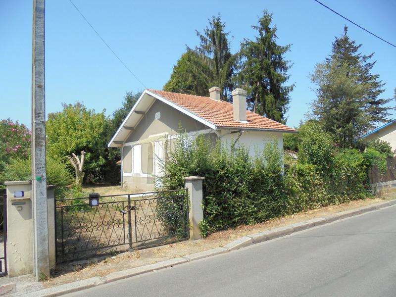 Maison de 51  m2 - Libourne (33500)