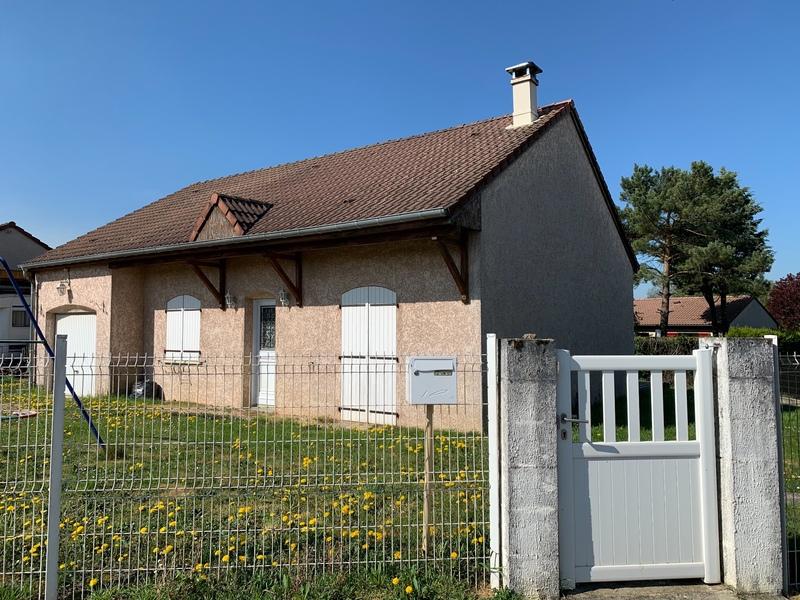 Maison plain-pied de 119  m2 - Ancerville (55170)