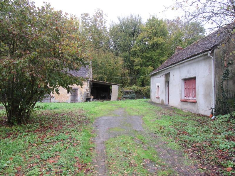 Maison de 53  m2 - Saint-Pierre-de-Maillé (86260)