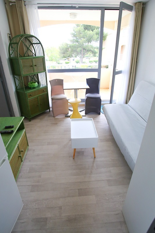 Appartement en résidence de 23  m2 - Agde (34300)