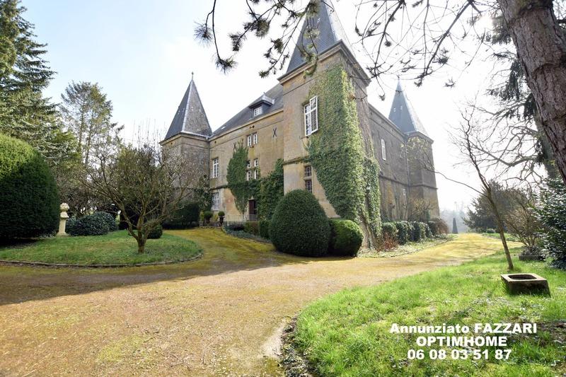 Château de 486  m2 - Longuyon (54260)