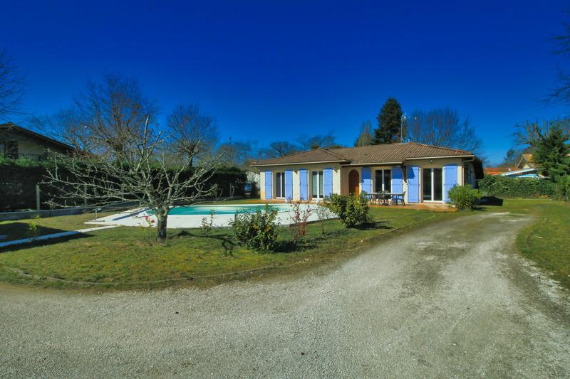 Maison individuelle de 110  m2 - Le Teich (33470)
