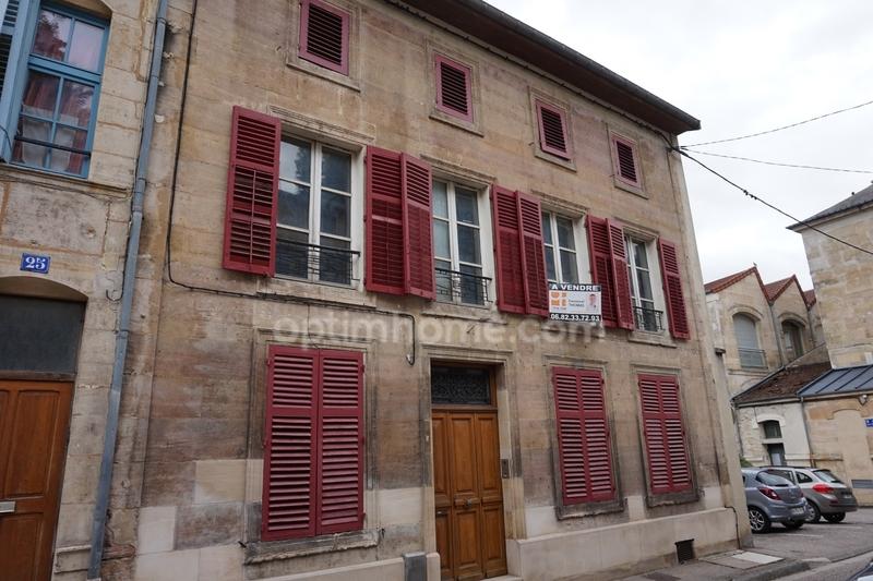Maison de ville de 140  m2 - Bar-le-Duc (55000)