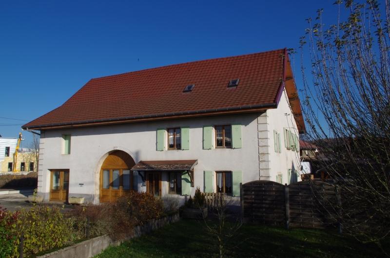 Maison individuelle de 343  m2 - Trévenans (90400)
