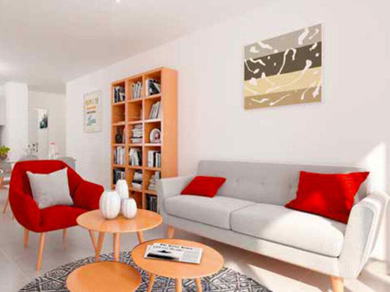 Appartement de 53  m2 - Castanet-Tolosan (31320)