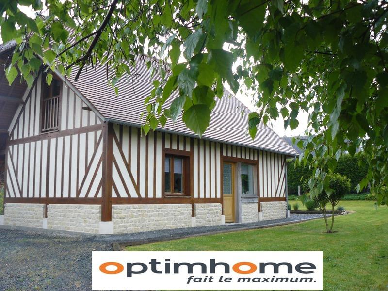 Maison de caractère de 54  m2 - Pont-Audemer (27500)