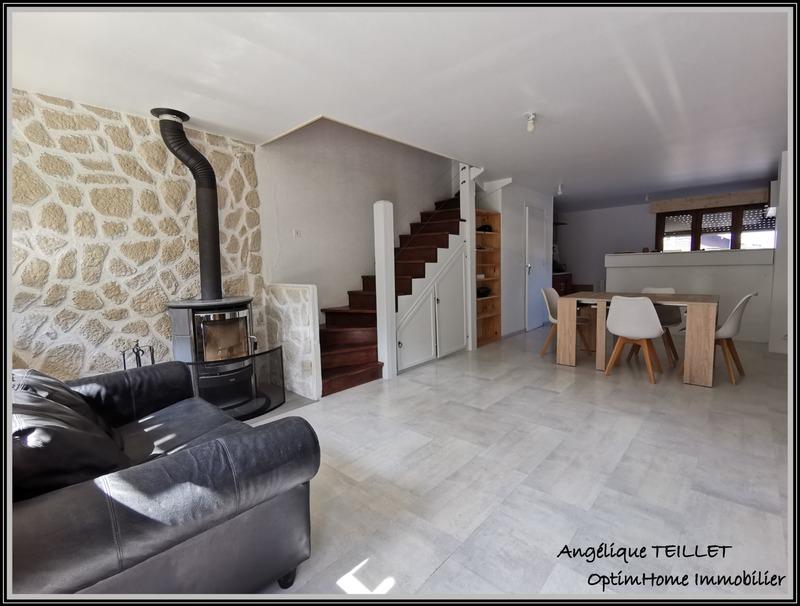 Appartement de 74  m2 - Thollon-les-Mémises (74500)