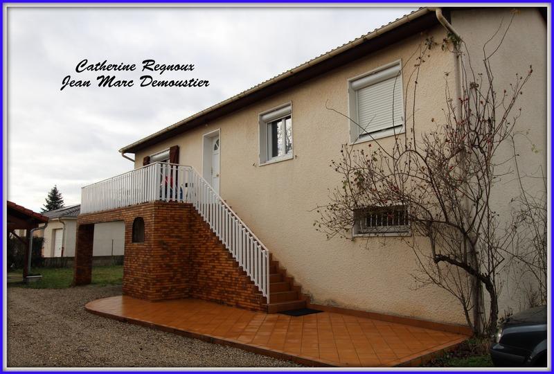 Maison de 116  m2 - Jonage (69330)