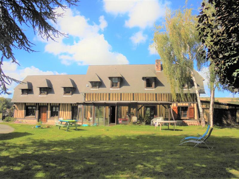 Maison de 170  m2 - Dieppe (76200)