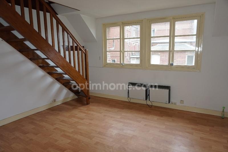 Appartement de 44  m2 - Ault (80460)