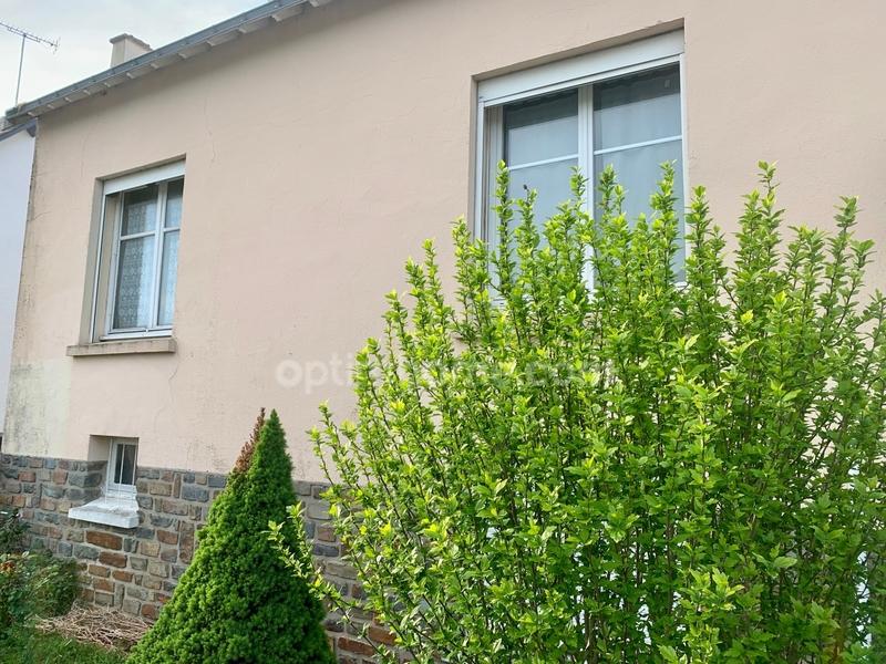 Maison de ville de 105  m2 - Châteaubriant (44110)