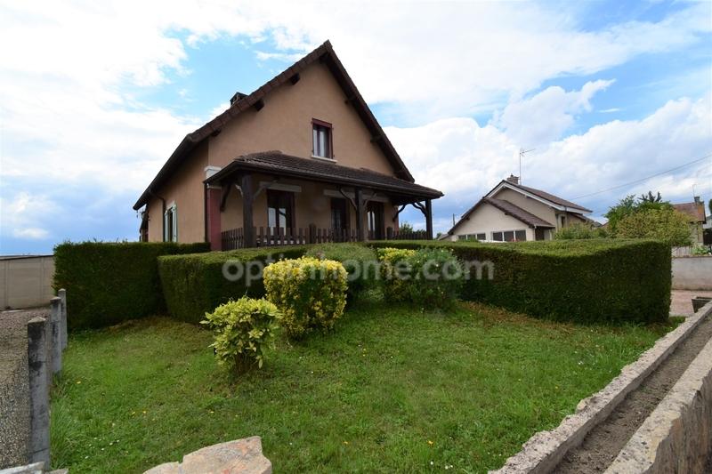Maison rénovée de 170  m2 - Ciry-le-Noble (71420)
