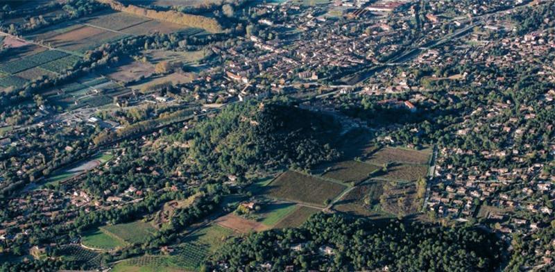 Parcelle de terrain de   m2 - Vidauban (83550)