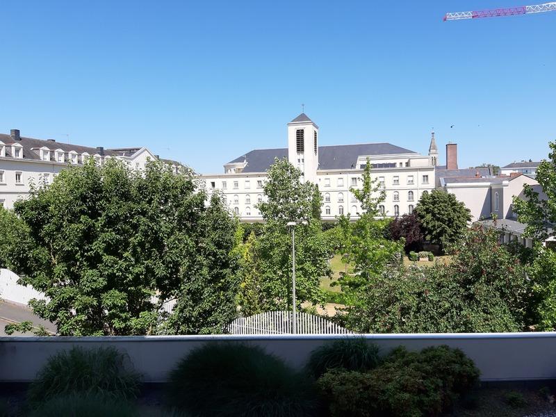 Appartement de 72  m2 - Angers (49100)