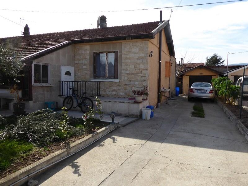 Maison de 72  m2 - Roussillon (38150)