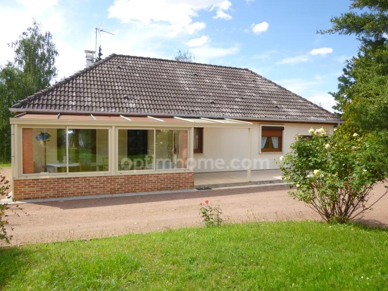 Maison individuelle de 105  m2 - Saint-Germain-du-Bois (71330)