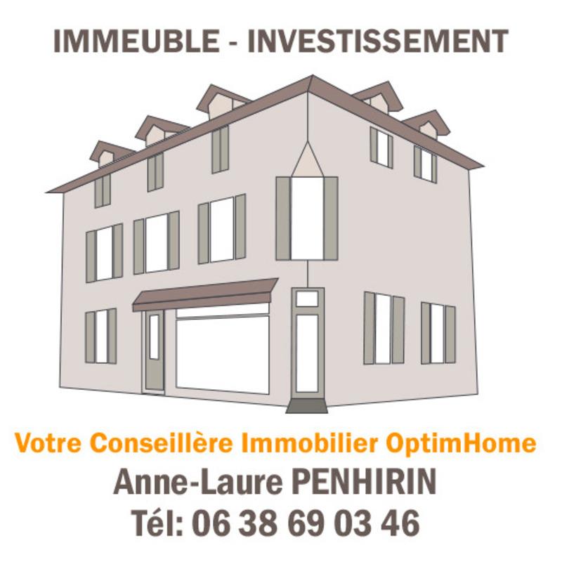 Immeuble de   m2 - Aurillac (15000)