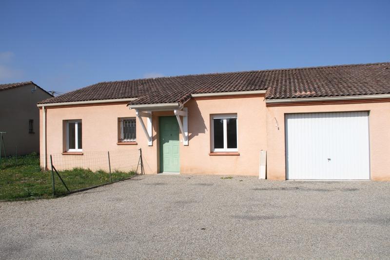 Maison mitoyenne de 80  m2 - Sainte-Livrade-sur-Lot (47110)