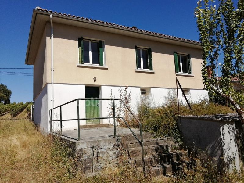 Maison individuelle de 71  m2 - Saint-Brice (16100)