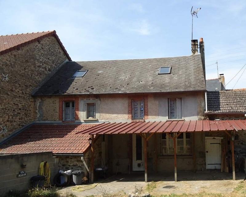Maison de village de 115  m2 - Dun-le-Palestel (23800)