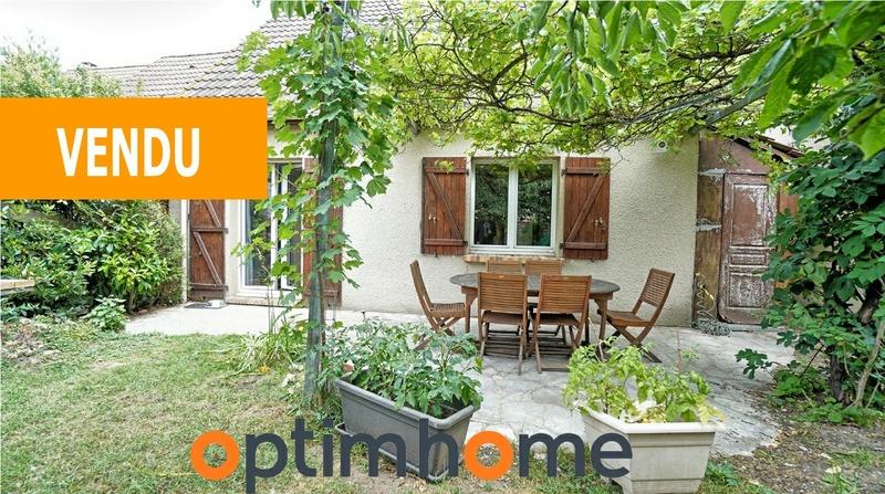 Maison de 84  m2 - Les Mureaux (78130)