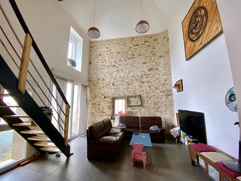 Maison en pierre de 171  m2 - La Roche-sur-Yon (85000)