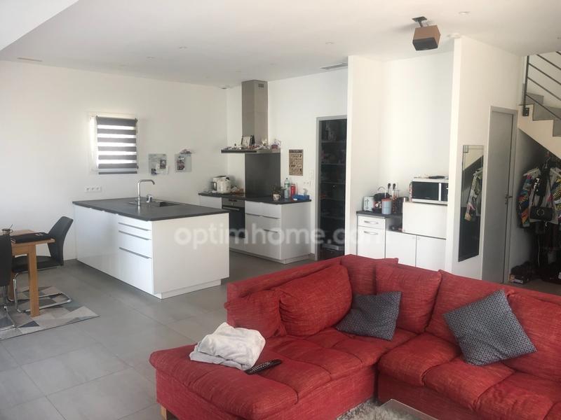 Maison individuelle de 101  m2 - Saint-Gervasy (30320)