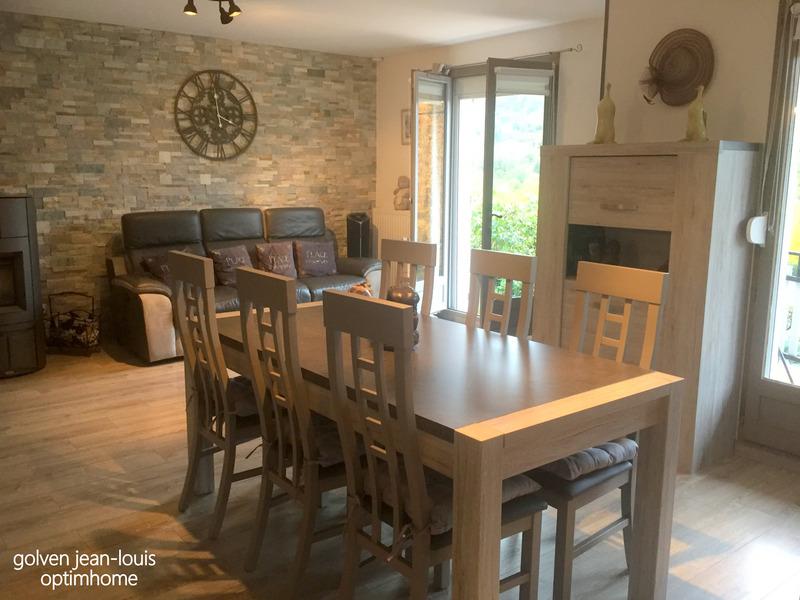 Maison individuelle de 105  m2 - Camarès (12360)