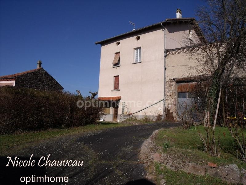 Maison à rénover de 186  m2 - Issoire (63500)