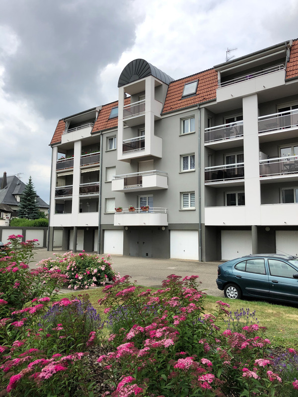Appartement en résidence de 62  m2 - Molsheim (67120)