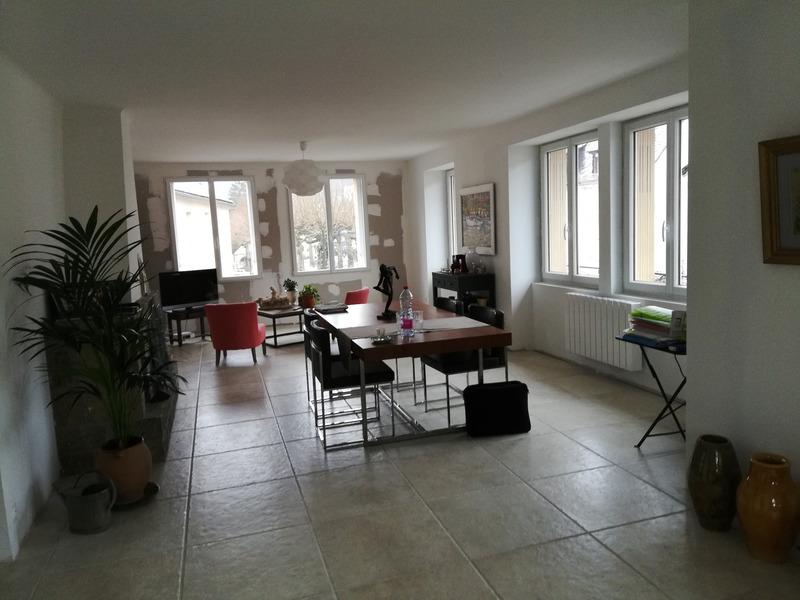 Appartement ancien de 190  m2 - La Canourgue (48500)
