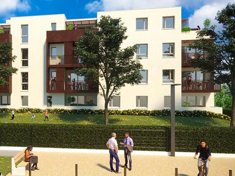 Appartement de 39  m2 - Muret (31600)
