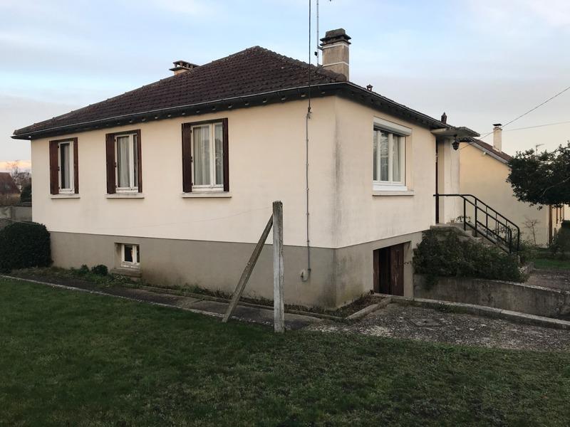 Maison de 61  m2 - Condé-sur-Vesgre (78113)