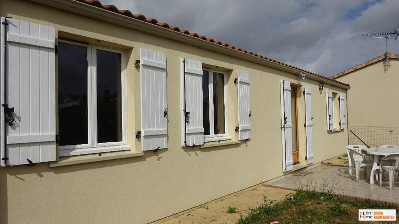 Maison individuelle de 86  m2 - Vouneuil-sous-Biard (86580)