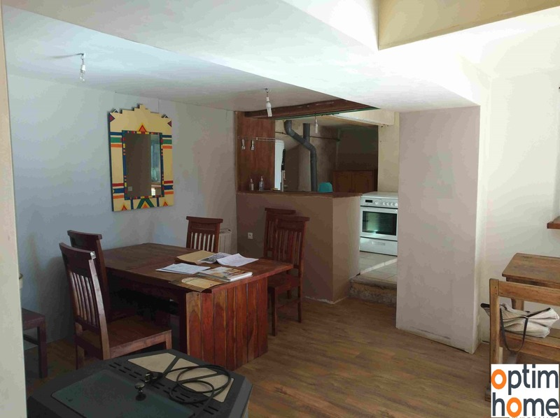 Maison de village de 130  m2 - Villechenève (69770)