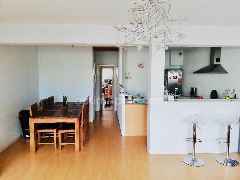 Appartement de 80  m2 - Lorient (56100)