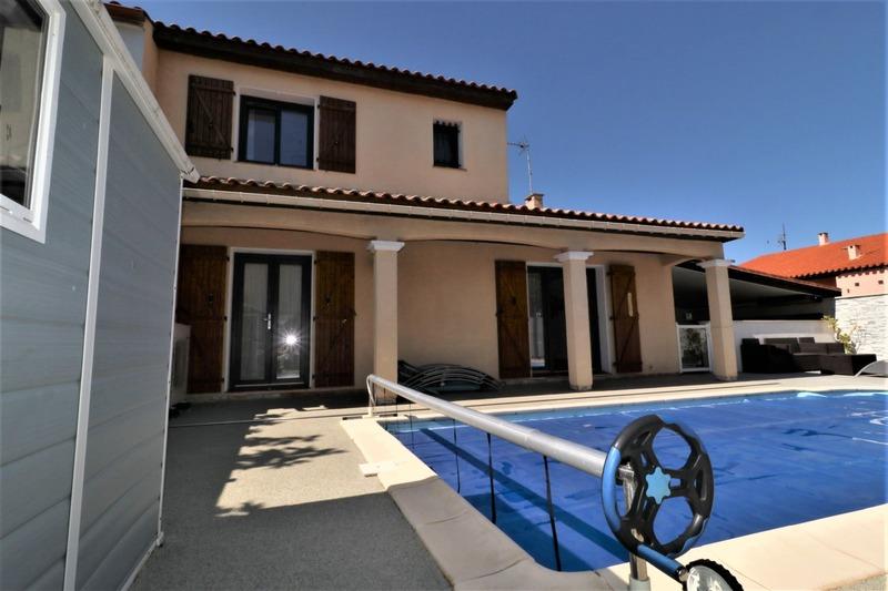 Maison contemporaine de 111  m2 - Saleilles (66280)