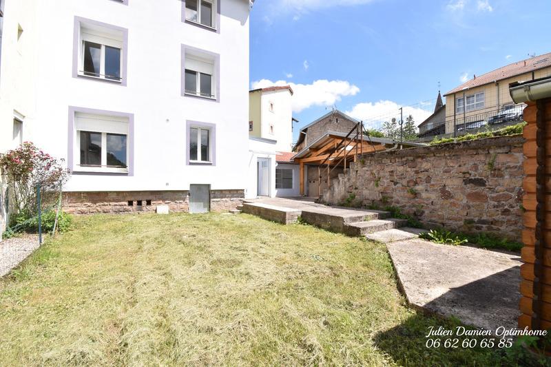 Maison de ville de 90  m2 - Arches (88380)