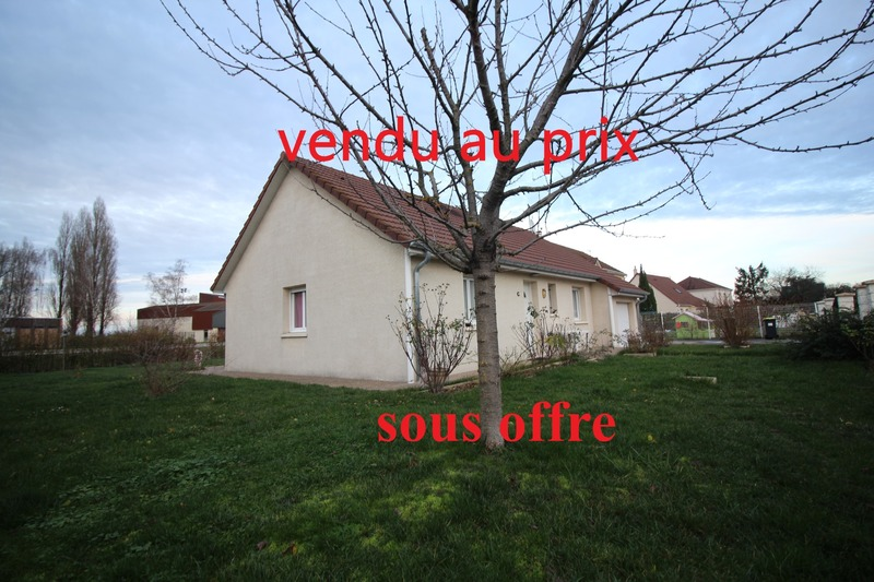 Maison plain-pied de 87  m2 - Auxonne (21130)