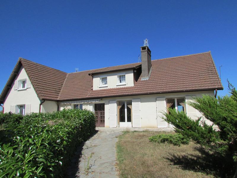 Villa d'architecte de 283  m2 - Saint-Aubin-en-Charollais (71430)