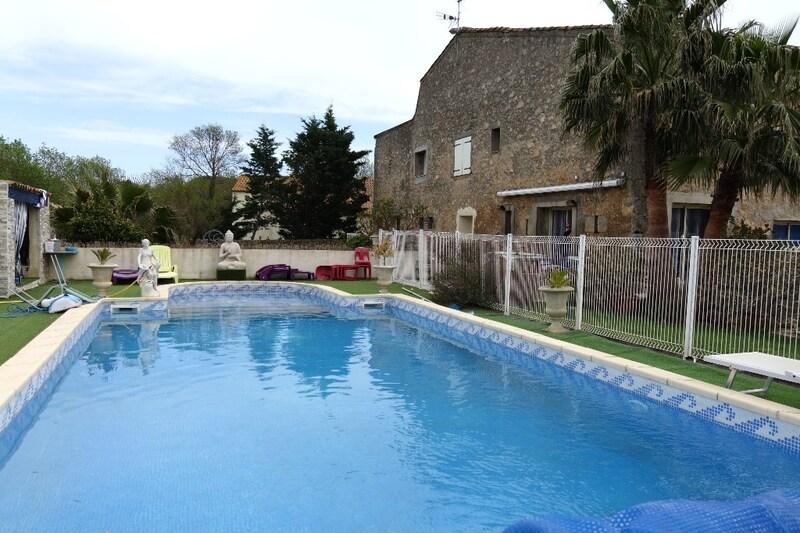 Maison de 350  m2 - Sérignan (34410)