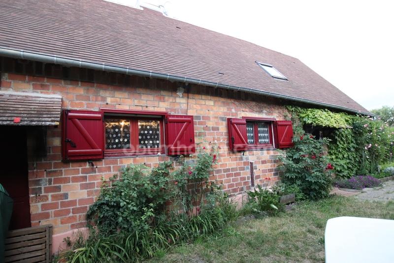 Maison de campagne de 107  m2 - Souesmes (41300)
