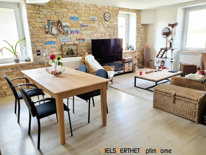 Duplex de 86  m2 - Moirans (38430)