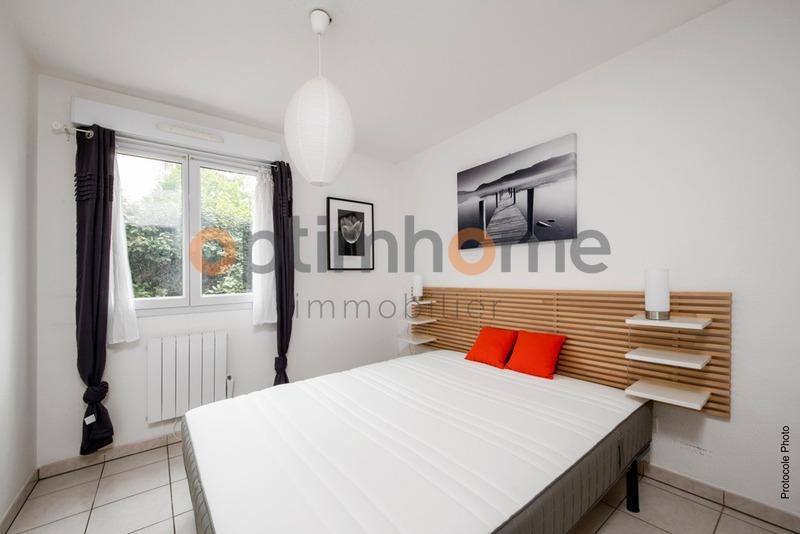 Appartement en rez-de-jardin de 62  m2 - Toulouse (31200)