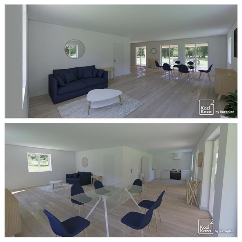 Maison plain-pied de 145  m2 - Boulay-Moselle (57220)