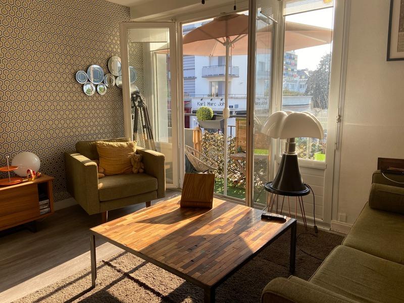 Appartement de 58  m2 - Lorient (56100)