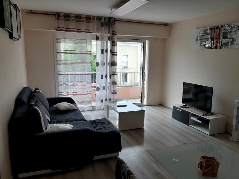 Appartement rénové de 56  m2 - Angers (49100)