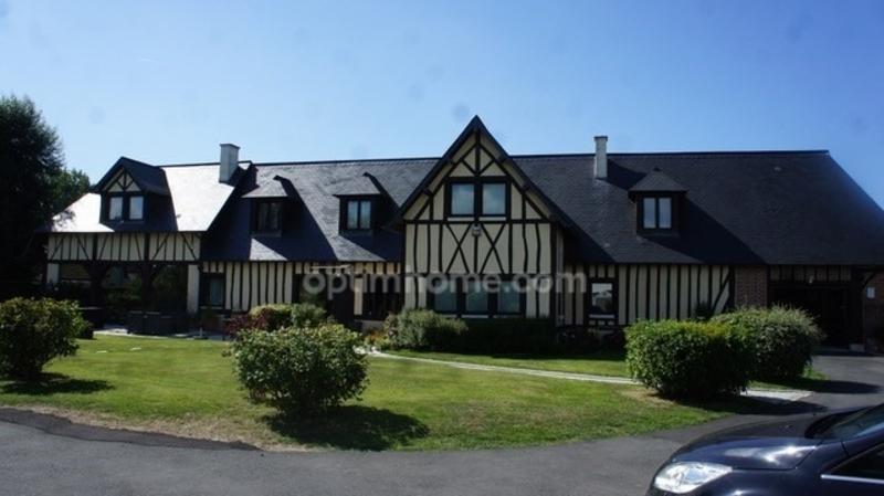 Maison de caractère de 230  m2 - Pont-Audemer (27500)