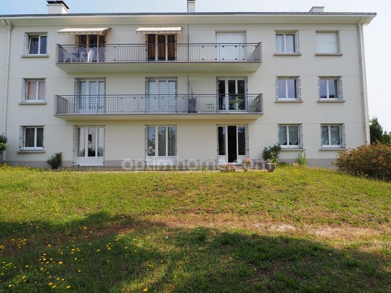 Appartement en rez-de-jardin de 98  m2 - Nantes (44300)